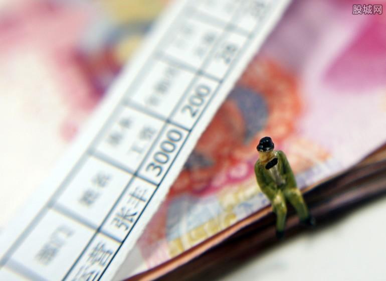 上海最低工资多少