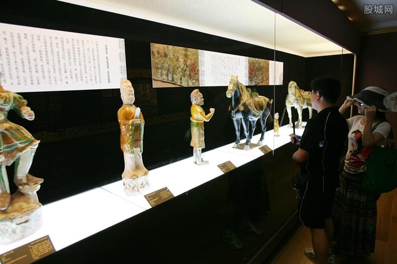 670萬建贗品博物館 重慶博物館已經暫停開放