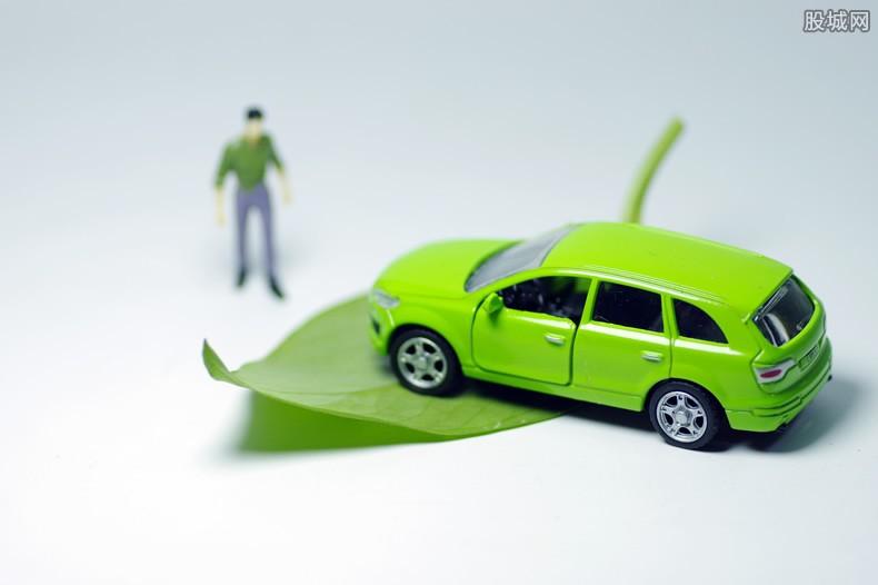 新增新能源指標謠言 新能源汽車指標今年不會再有號
