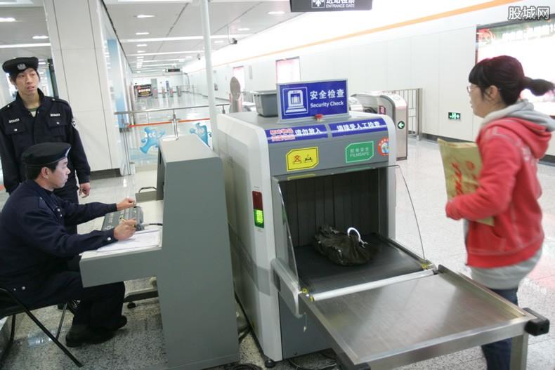 北京地铁规定