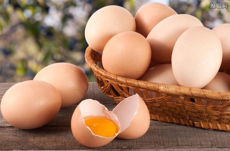 鸡蛋需求量上涨