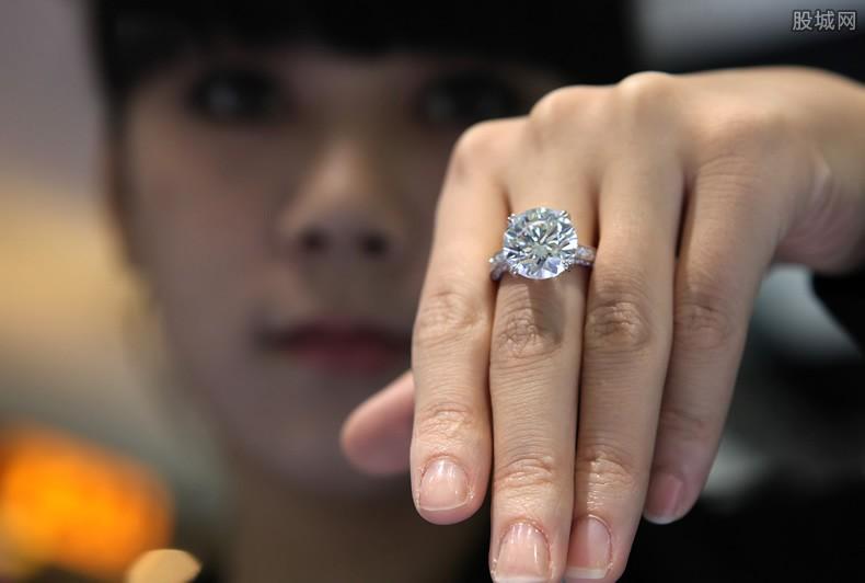 钻石行业不景气