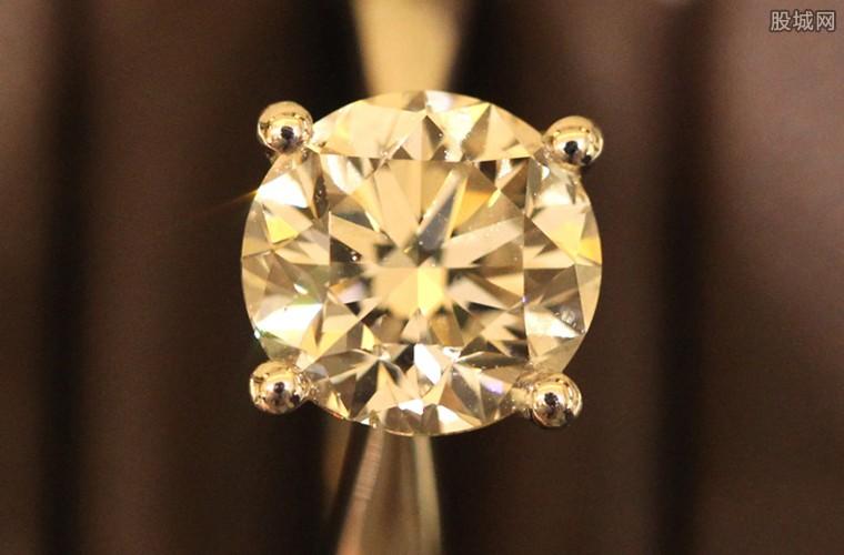 钻石供应商面临更大竞争