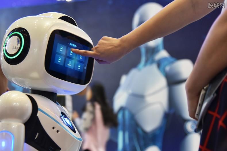 克隆外貌机器人