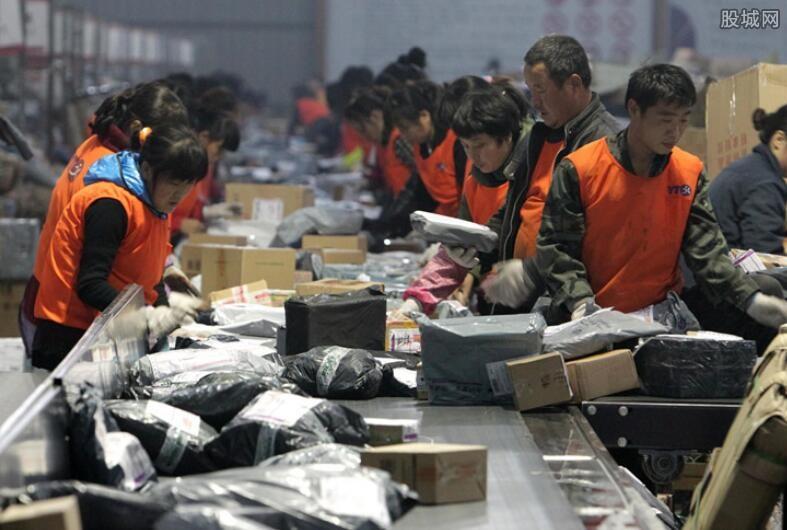 雙11快遞員薪資 上海城市快遞員收入最高