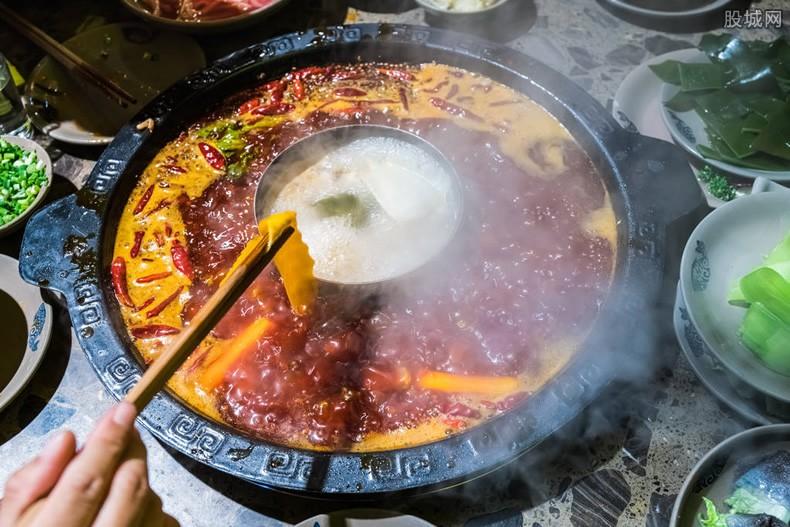 天下第一大火鍋開鍋 火鍋可同時56個人一起食用