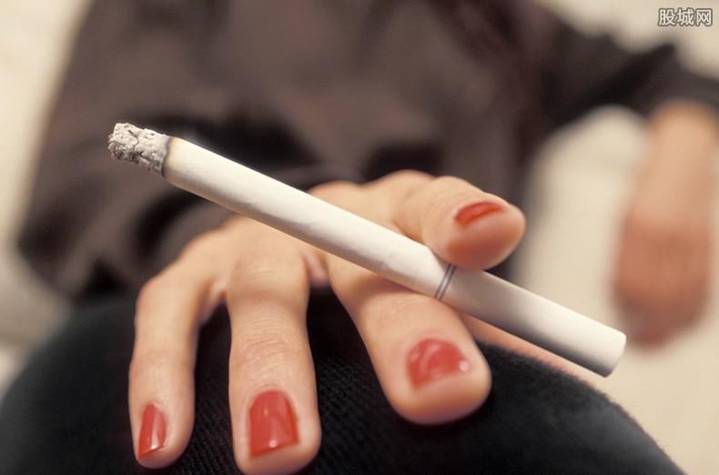 香烟引起疾病