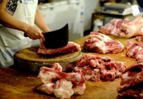 猪肉价格已开始回落 未来的猪价走势如何