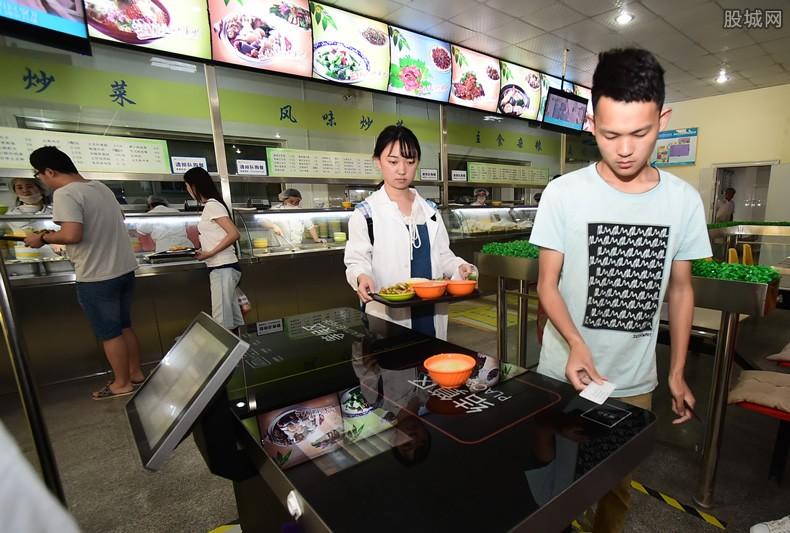 食堂套餐仅3.8元 食堂套餐价格便宜引起关注