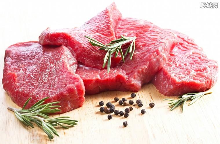 中国素肉市场变火