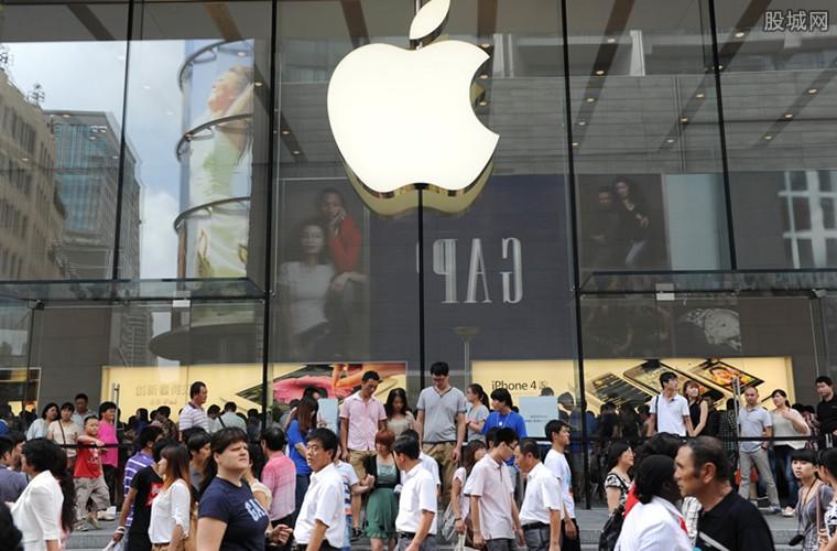 苹果iPhone11中国热销