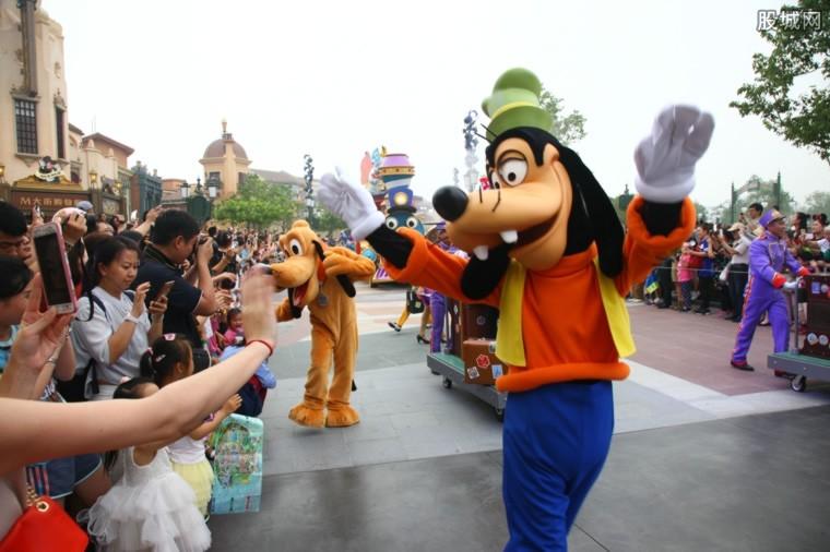 上海迪士尼安检如何