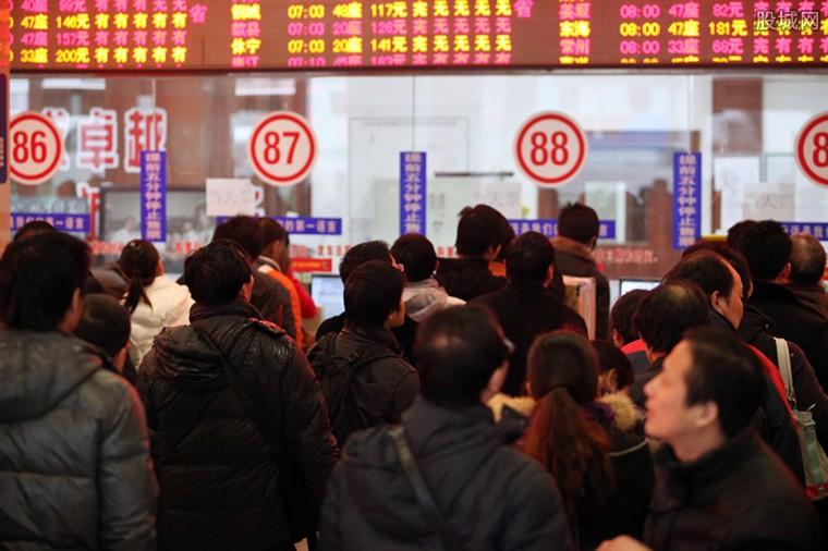春運火車票將開售 購買春運火車票有5種途徑