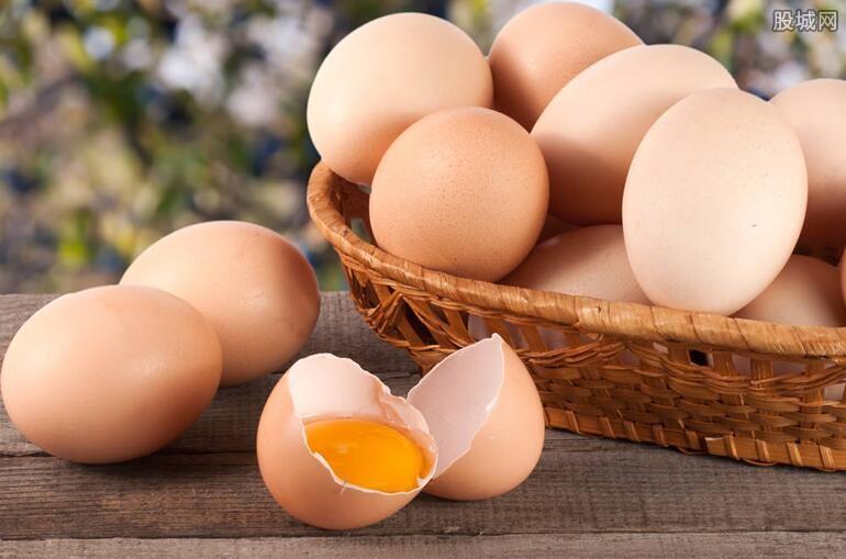 鸡蛋最新价格