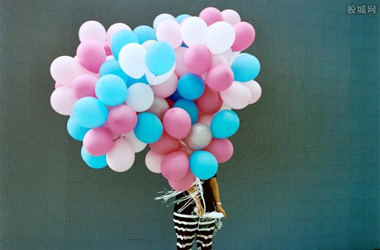 迪士尼陷氦气球荒