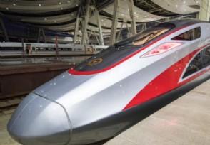 京张高铁开通 中国首条智能化高速铁路来了