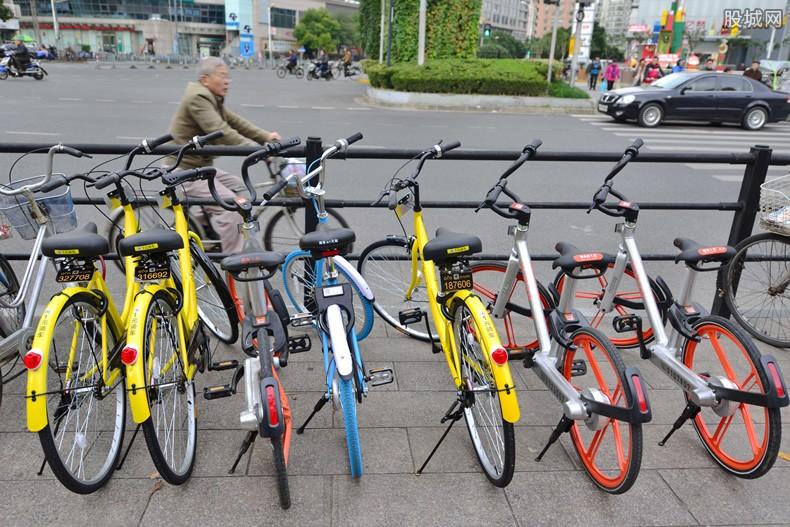 共享单车押金