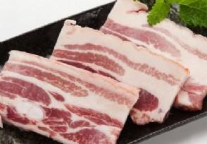 2万吨中央储备冻猪肉将投放 不必担心过年没猪肉吃了