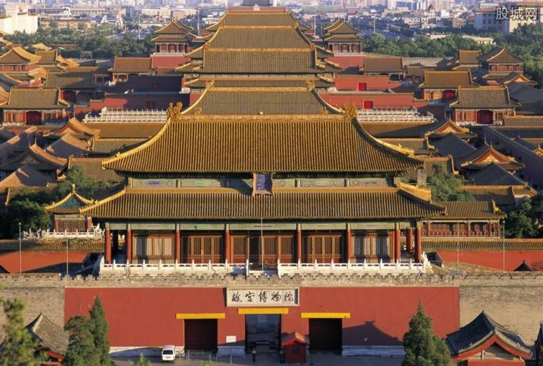 故宫北院建设