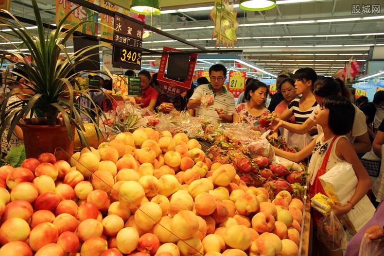水果价格涨了吗