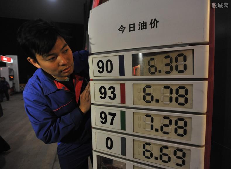 油价调整时间