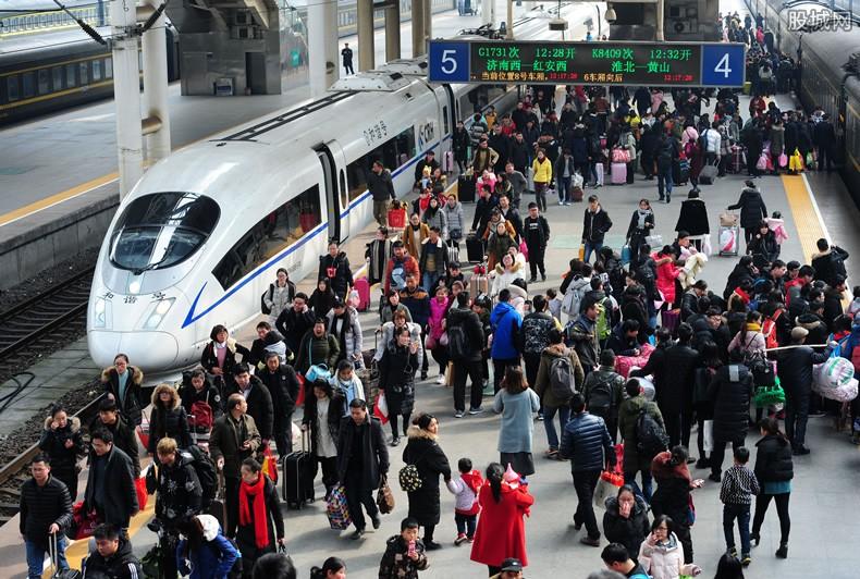 买短乘长或被要求到站下车 铁路春运进入高峰