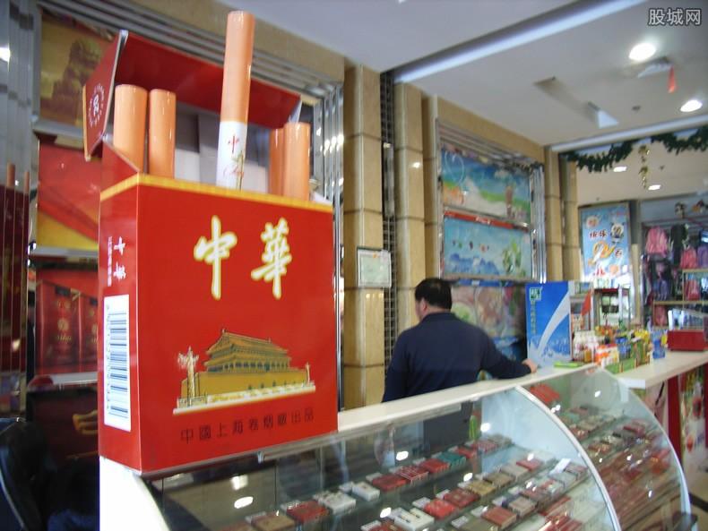 春节一般送什么礼物 送这五款香烟相当体面