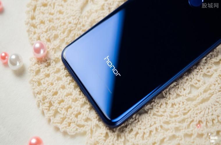 荣耀V30手机促销