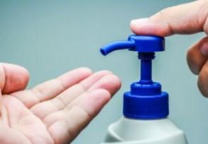 LV生产洗手液 首周能够免费供应12吨