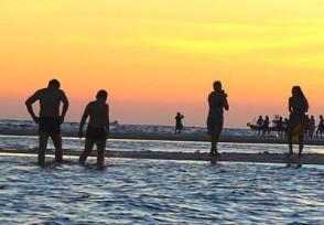 澳大利亚海滩爆满 建议澳大利亚人避免国内旅行