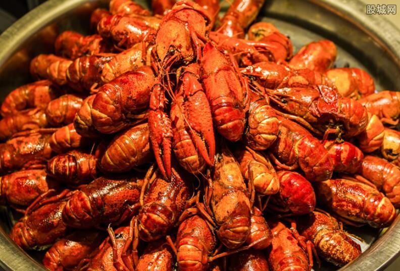 小龙虾多少钱一斤