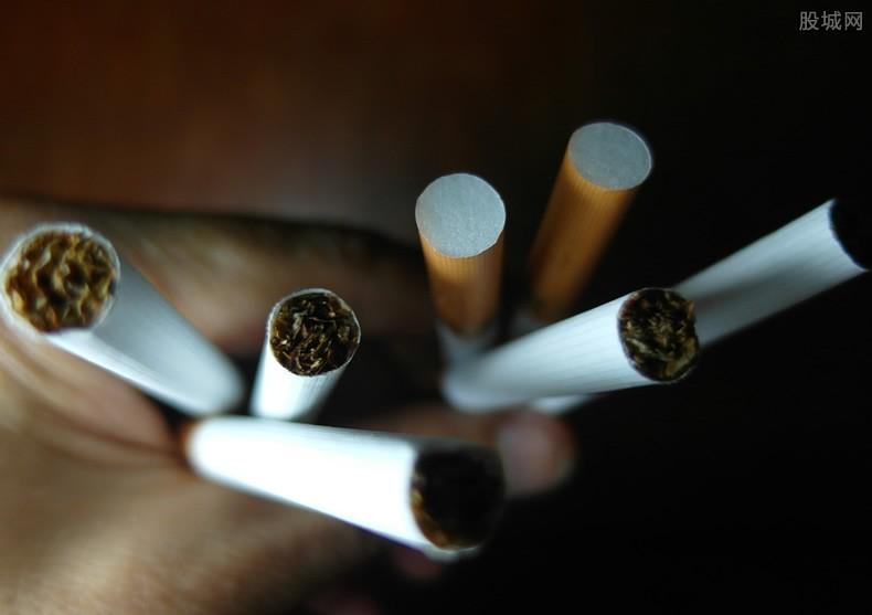 红双喜铁罐香烟