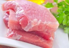 广东猪肉价格连跌7周 供应增加需求低迷