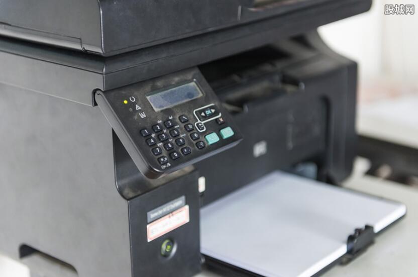 知名的复印机品牌