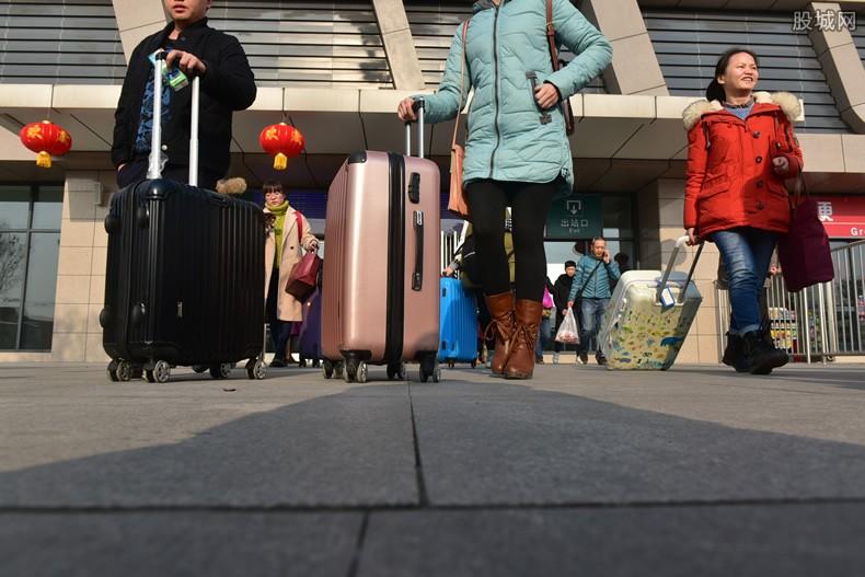 大兴机场行李系统实现全流程跟踪 旅客可实时查询