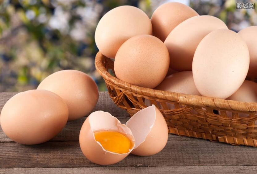 鸡蛋价格多少钱一斤