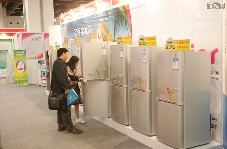 中国冰箱出口订单暴涨