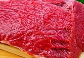 水牛肉和黄牛肉区别 消费者应该买哪种最好