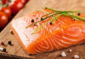 超市发下架三文鱼 确保米面粮油和肉类的储备