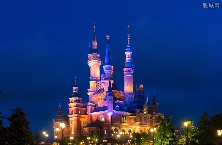 迪士尼乐园开放