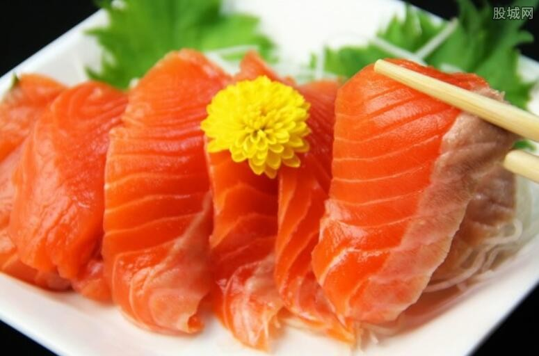 三文鱼价格暴降