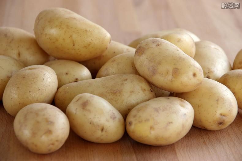 哄抬土豆价格