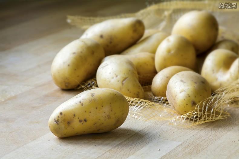 土豆多少钱一斤