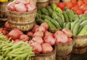 北京一商户哄抬菜价拟被罚10万 每斤土豆提价到6元