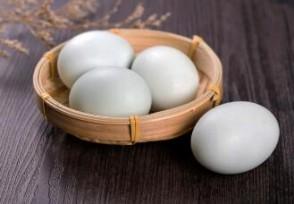 鸭蛋多少钱一斤 今日最新市场价格走势