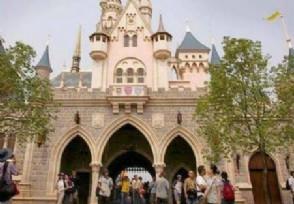 香港迪士尼乐园重新开放 门票多少钱一张