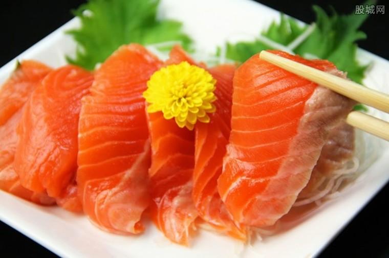 虹鳟鱼最新价格