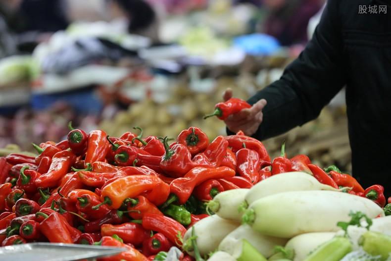 韩国蔬菜价格