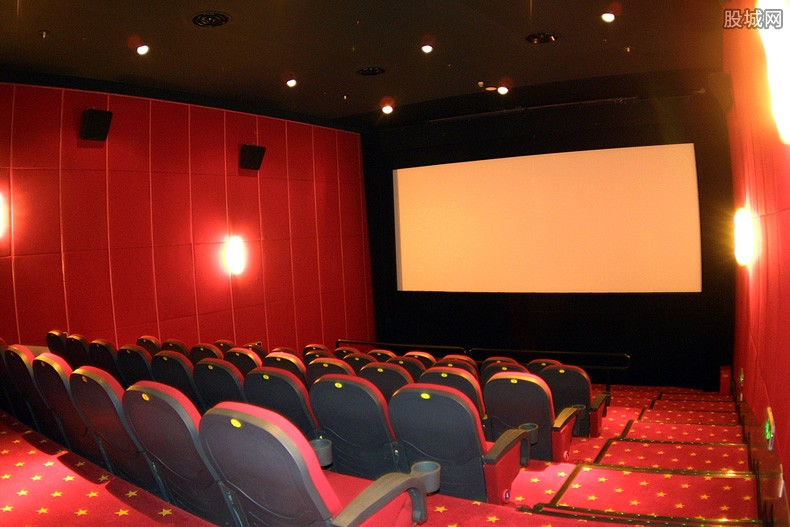 电影院营业
