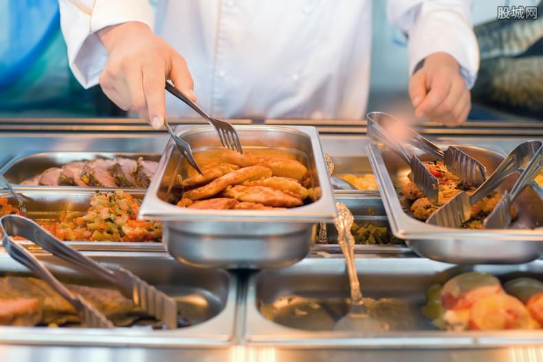 新冠病毒不会通过餐饮感染